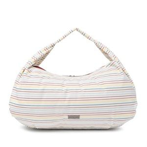 NWT Peace Love World Striped Hobo Bag